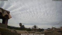view from Montserrat - Casadalt 2(Valencia - Spain) on 2018-03-14