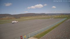 view from Mifflin County Airport (east) on 2018-04-20