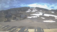 view from Angel Fire Resort - Base on 2018-04-16