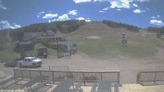 view from Angel Fire Resort - Base on 2018-05-08
