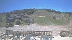 view from Angel Fire Resort - Base on 2018-05-13