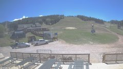 view from Angel Fire Resort - Base on 2018-05-16