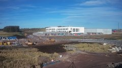 view from South Of The City School on 2018-02-16