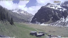 view from Val di Rèzzalo NE on 2018-05-07