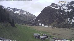 view from Val di Rèzzalo NE on 2018-05-11
