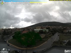 view from San Basilio on 2018-05-21