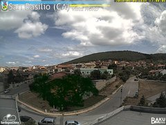 view from San Basilio on 2018-06-04
