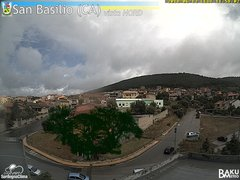 view from San Basilio on 2018-06-13