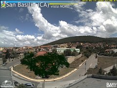 view from San Basilio on 2018-06-14