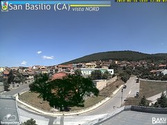 view from San Basilio on 2018-06-16
