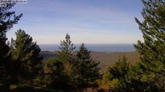 view from Kings Mountain on 2018-01-31