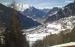 view from Verbier2 on 2018-02-06