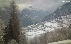 view from Verbier2 on 2018-02-08