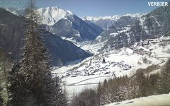 view from Verbier2 on 2018-02-13