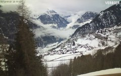 view from Verbier2 on 2018-02-16