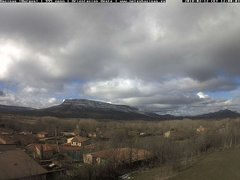 view from Meteo Hacinas on 2018-02-12