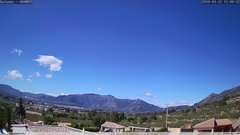 view from Gaianes - El Comtat on 2018-04-12