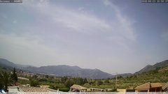 view from Gaianes - El Comtat on 2018-04-23