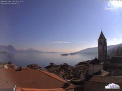 view from Baveno on 2018-02-21