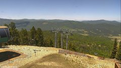 view from Angel Fire West View on 2018-05-28