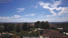 view from Montserrat - Casadalt (Valencia - Spain) on 2018-06-11