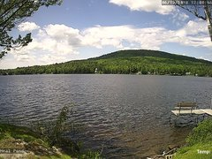 view from Neal Pond on 2018-06-13