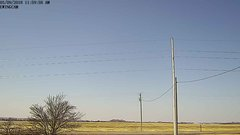 view from Ewing, Nebraska (west view)   on 2018-03-09
