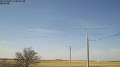 view from Ewing, Nebraska (west view)   on 2018-03-10