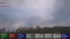 view from MeteoLive webcam SEREMANGE ERZANGE FR57 on 2018-02-05