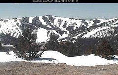 view from 5 - All Mountain Cam on 2018-04-02
