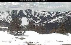 view from 5 - All Mountain Cam on 2018-04-23