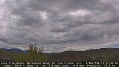 view from Horseshoe Bend, Idaho CAM2 on 2018-05-16