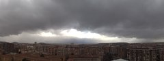 view from LOGROÑO SUR on 2018-02-20