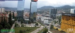 view from Sarajevo on 2018-06-17