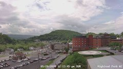 view from Highland Park Hose Co. #2 on 2018-05-20