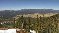 view from Angel Fire Valley on 2018-03-06