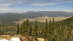 view from Angel Fire Valley on 2018-04-16