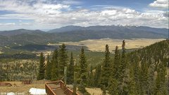 view from Angel Fire Valley on 2018-04-23