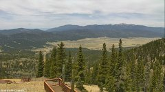 view from Angel Fire Valley on 2018-05-09