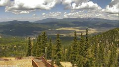 view from Angel Fire Valley on 2018-05-20