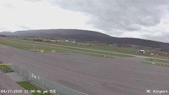 view from Mifflin County Airport (west) on 2018-04-17