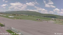 view from Mifflin County Airport (west) on 2018-05-21