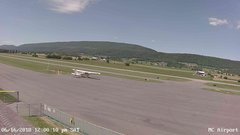 view from Mifflin County Airport (west) on 2018-06-16