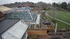view from RHS Wisley 1 on 2018-03-17
