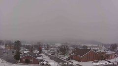 view from Highland Park Hose Co. #1 on 2018-02-11
