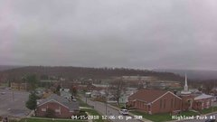 view from Highland Park Hose Co. #1 on 2018-04-15
