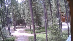 view from Cabin on 2018-07-03