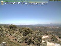 view from Villasalto on 2018-07-08