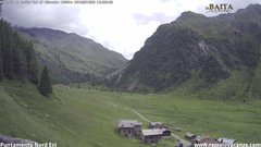 view from Val di Rèzzalo NE on 2018-07-05