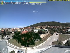 view from San Basilio on 2018-06-22